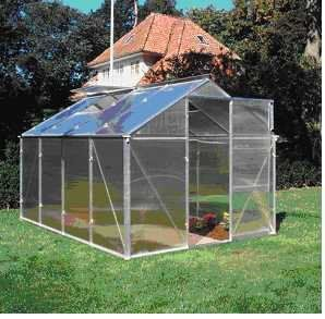 Compact 9 Foot Greenhouse . $2070.00
