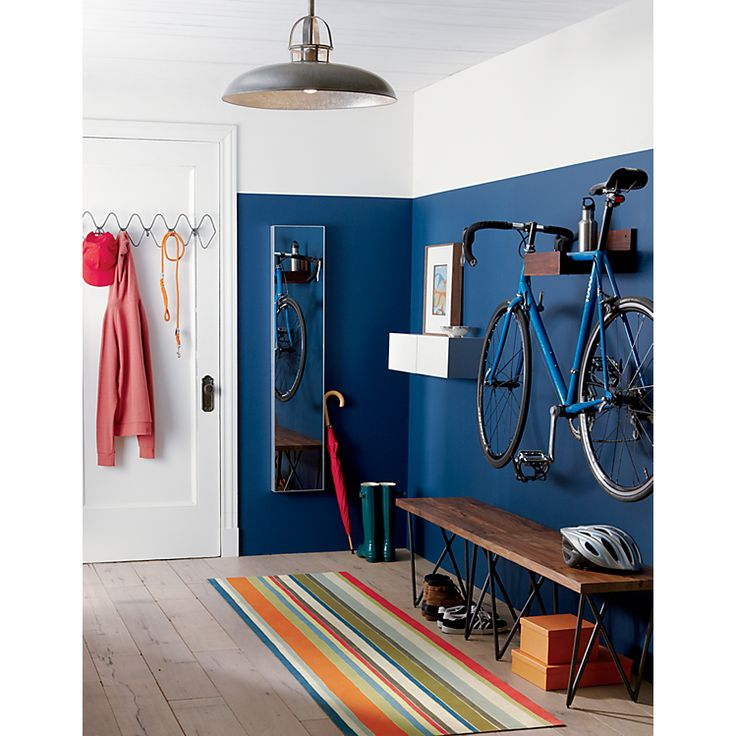 RE-PIN THIS!!! http://www.cardosystems.com/ wood bike storage | CB2