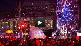 La Nuit blanche à Montréal 2015