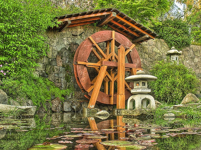 jardin japones 01 by graphic.cl, via Flickr