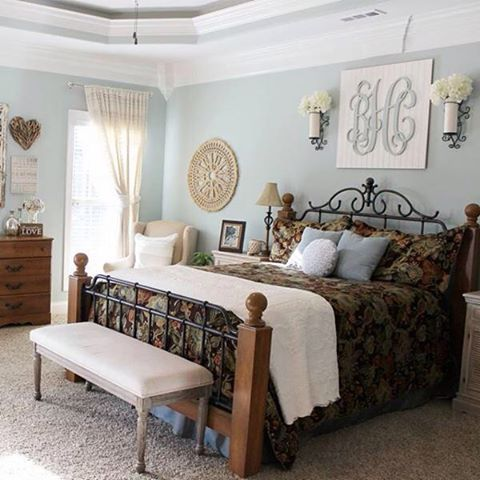 205 best Paint Colors for Bedrooms images on Pinterest   Bedroom ...