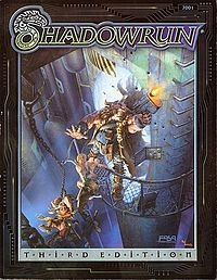 Shadowrun RPG