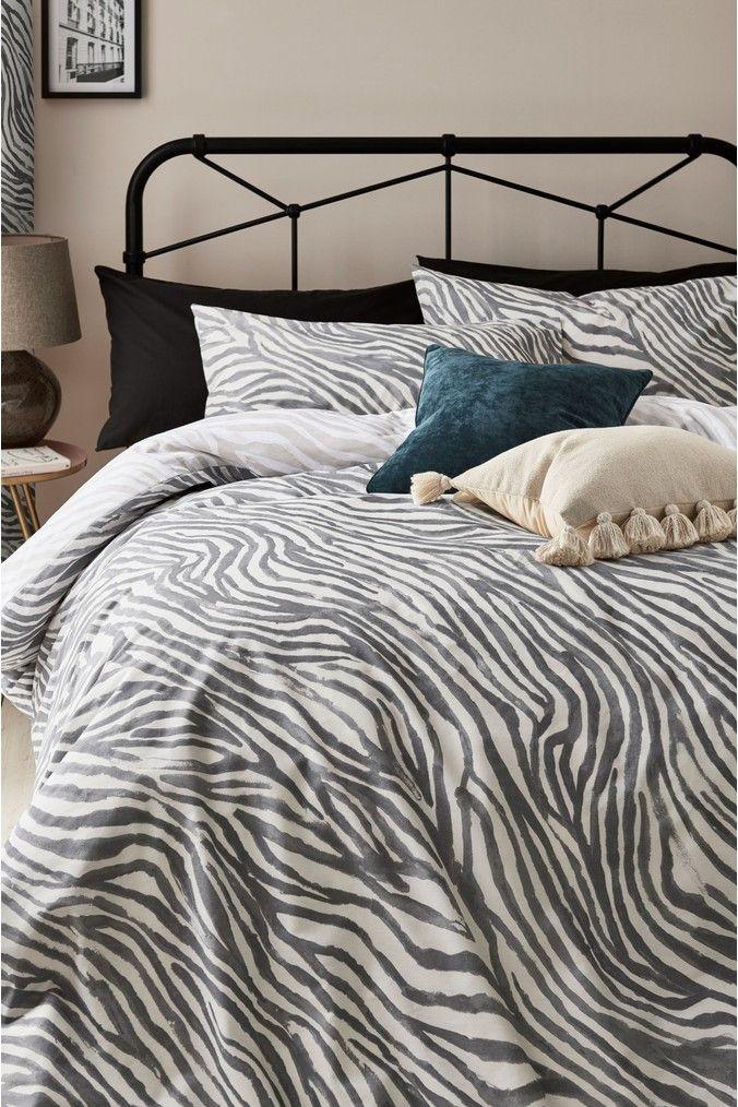 Black&White Cow Print Duvet Cover Bedding Cover Pillow Case Singe Double King UK