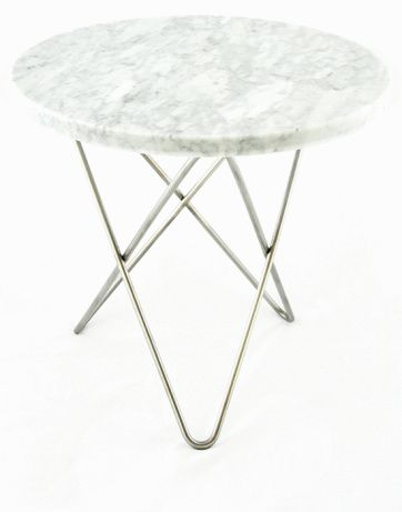 O Table Marble Mini | Artilleriet | Inredning Göteborg
