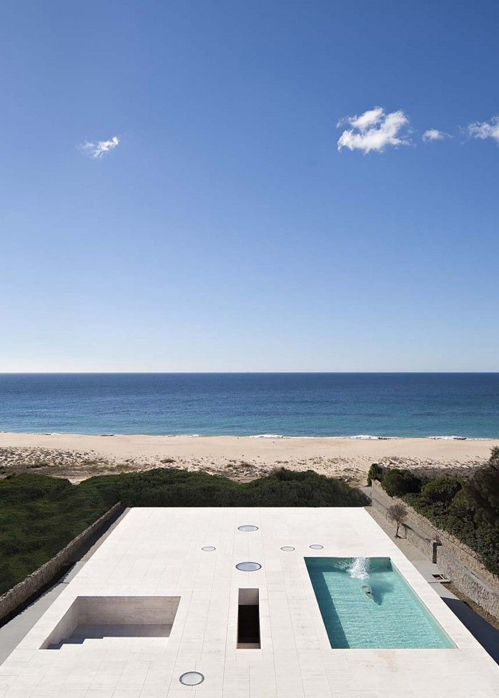 The House of the Infinite in Cadiz Spain / Alberto Campo Baeza