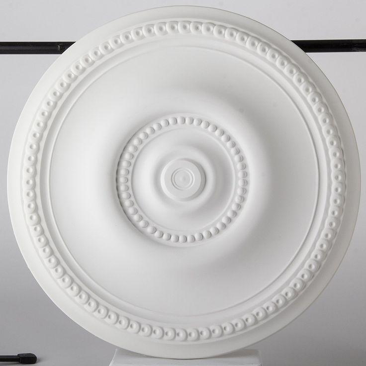 Ceiling Rose Imelda Lightweight Resin Mould Not Polystyrene Easy to Fix 52cm