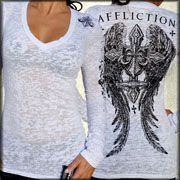 Affliction Women's Clothing
