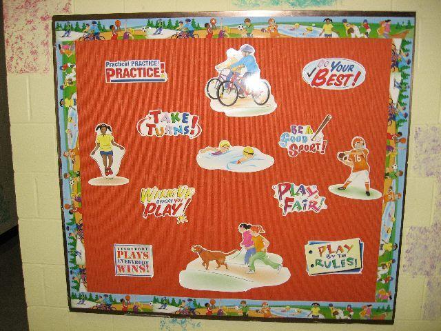 Classroom Pe Ideas : Best classroom bulletin board ideas images on pinterest