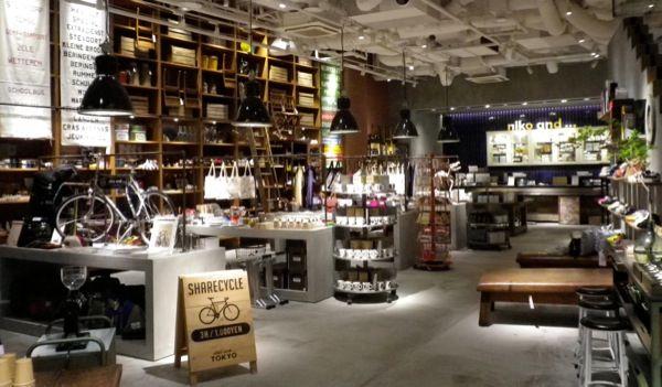 【第1回】「ニコアンド トウキョウ」10月30日オープン 日本初上陸レストラン、ハイプライスのセレクトウエア、「特集スペース」がそろう「情報発信基地」 | SHOP OPEN | FASHION | WWD JAPAN.COM
