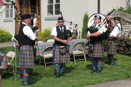 Recap video of the 2011 Scottish Festival in Foxburg, PA