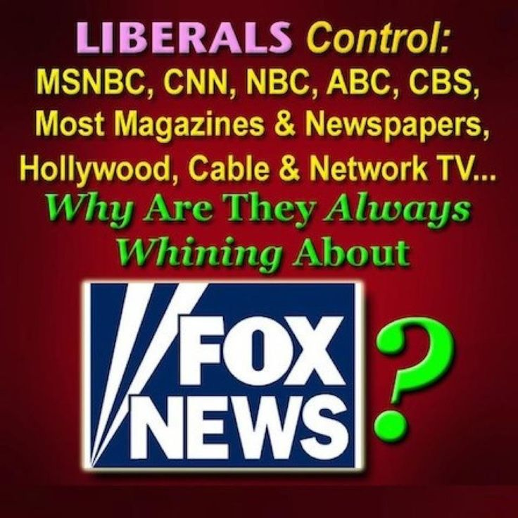 LIBERALS do you ever wonder what all the fuss is about? It's one station.