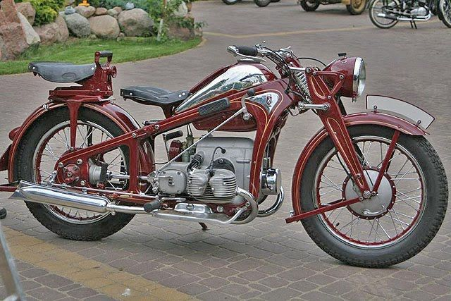 zundapp motorcycles | Early Zundapp motorcycles