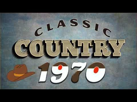 Best Classic Country Songs Of 1970s - Greatest Golden