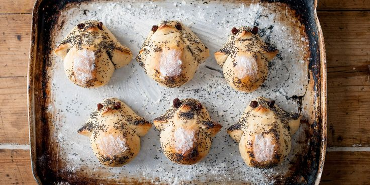 Savoury cheesy bread shaped into penguins is an adorable alternative to both the flavour and appearance of dinner rolls