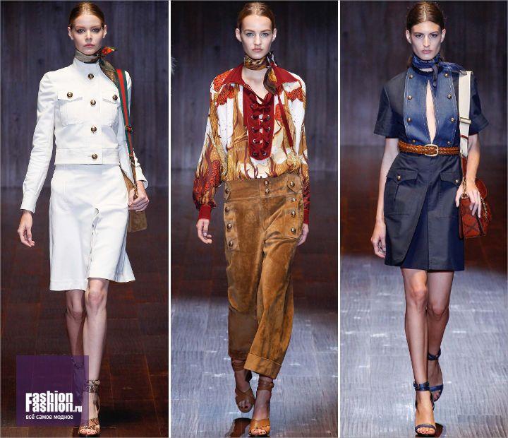 Модное лето в стиле 70-х: обзор коллекций : Мода : Стиль жизни : Subscribe.Ru
