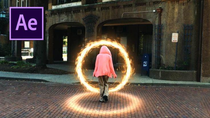 Doctor Strange Portal Effect – Adobe After Effects Tutorial - http://tutorials411.com/2016/10/17/doctor-strange-portal-effect-adobe-effects-tutorial/