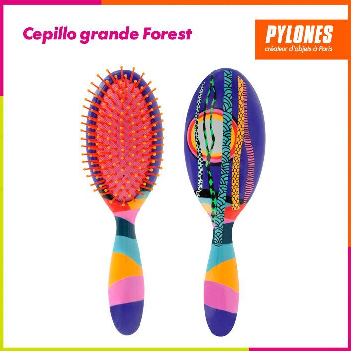 Cepillos grande Forest #Regalos #Novedades @pylonesco