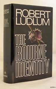 The Bourne Identity - Robert Ludlum - 1st/1st - First Edition-First Printing