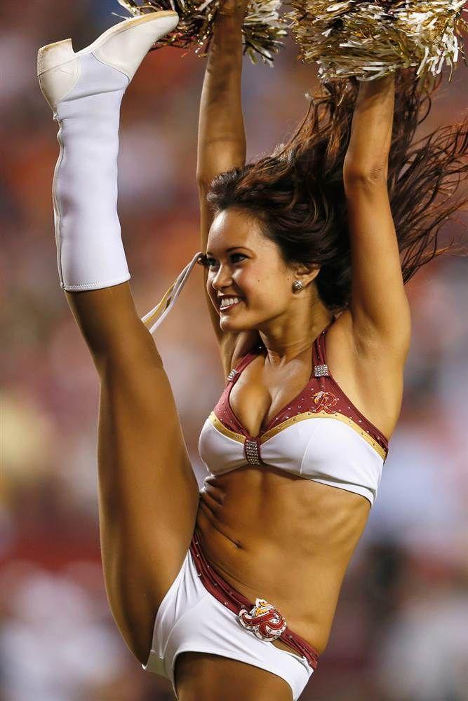 Rather valuable Nfl cheerleaders wardrobe fails