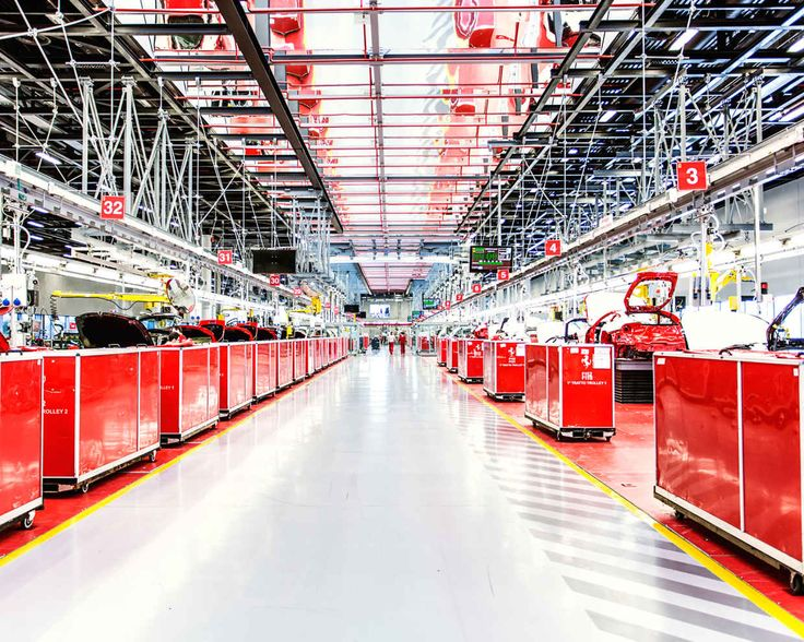 Maranello (Modena) is the home of the Ferrari. You can test track and visit the museum and not to forget the delicious local food.