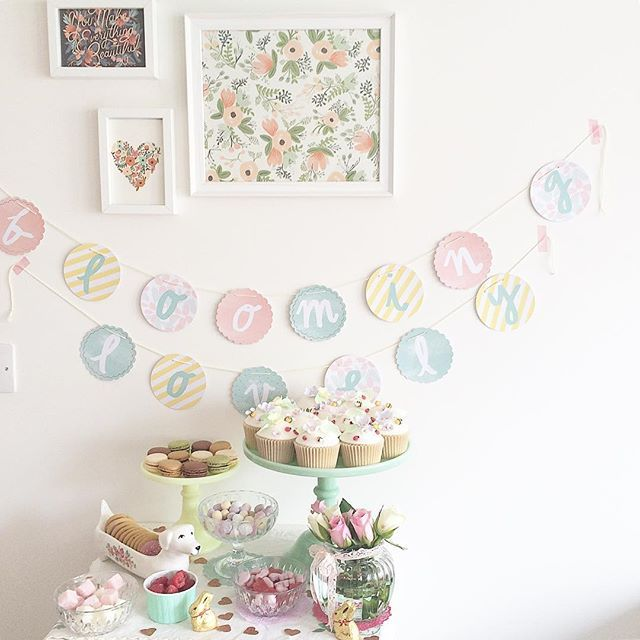 Two years ago today I was enjoying a beautiful baby shower  two weeks later Bea arrived and my goodness its flown by! She definitely lives up to her name she is an extremely busy girl  Id best start planning a birthday celebration  #babyshower #throwback #friday #lushfriends #luckygirl #swoonworthy #happyfriday