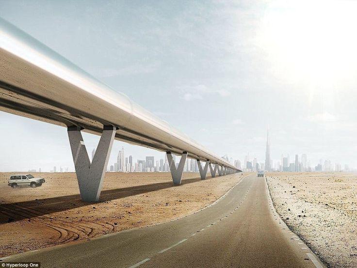 Ντουμπάι: Το Hyperloop One θα ξεκινήσει σύντομα - http://secnews.gr/?p=150353 -   Το Hyperloop One ανακοίνωσε την Τρίτη μια επίσημη συμφωνία με το Ντουμπάι και τα Ηνωμένα Αραβικά Εμιράτα για να ξεκινήσει μια μελέτη σκοπιμότητας για την κατασκευή ενός από τα πρώτα συστήματα Hyperloop μεταφορά�