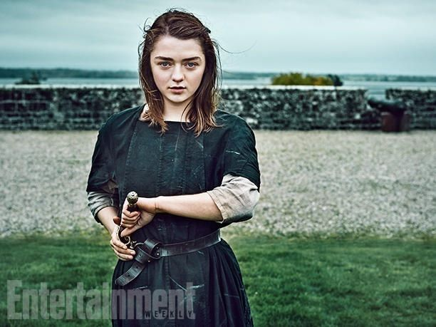 GAME OF THRONES Season 6 Photos Show Bran, Blind Arya, and More | Nerdist