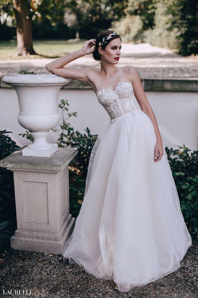 Decolove Exclusive Bridal Vine designe for Laurelle 2017 Wedding Collection