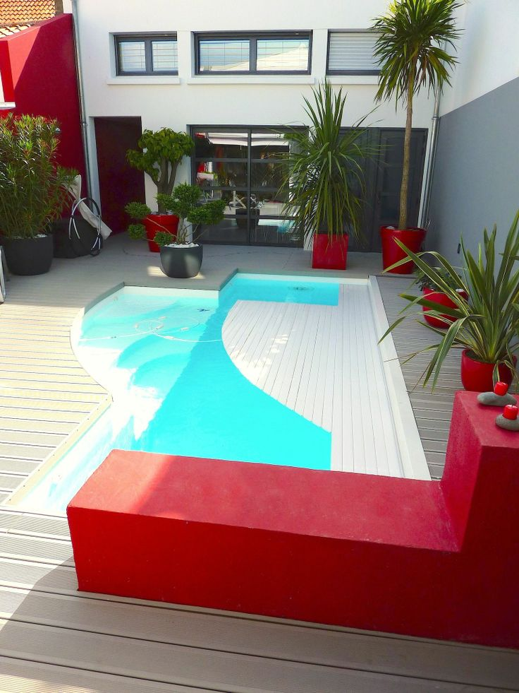 31 best Piscine images on Pinterest Swimming pools, Mini pool and