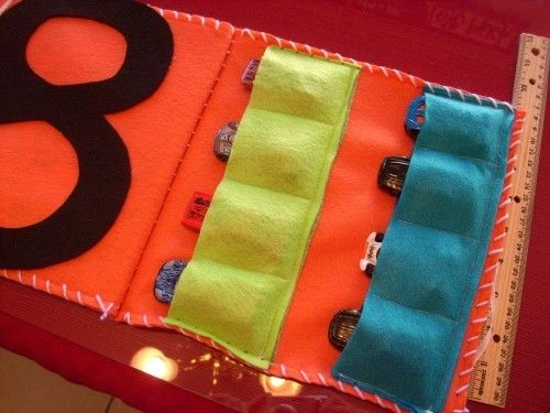 Car Caddy & 24 other DIY gifts to make for boys