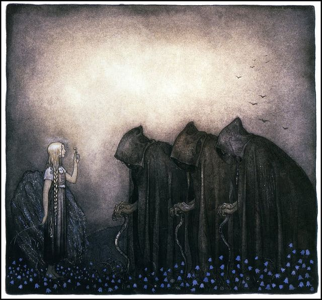 Illustration by John Bauer