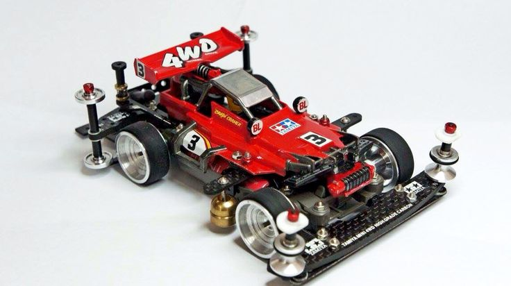 Tamiya mini 4wd hotshot junior