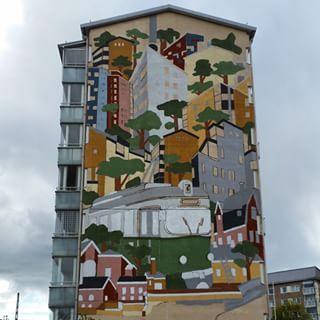 Muraali | Arabia Helsinki