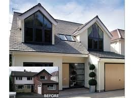 black contemporary front doors - Google Search