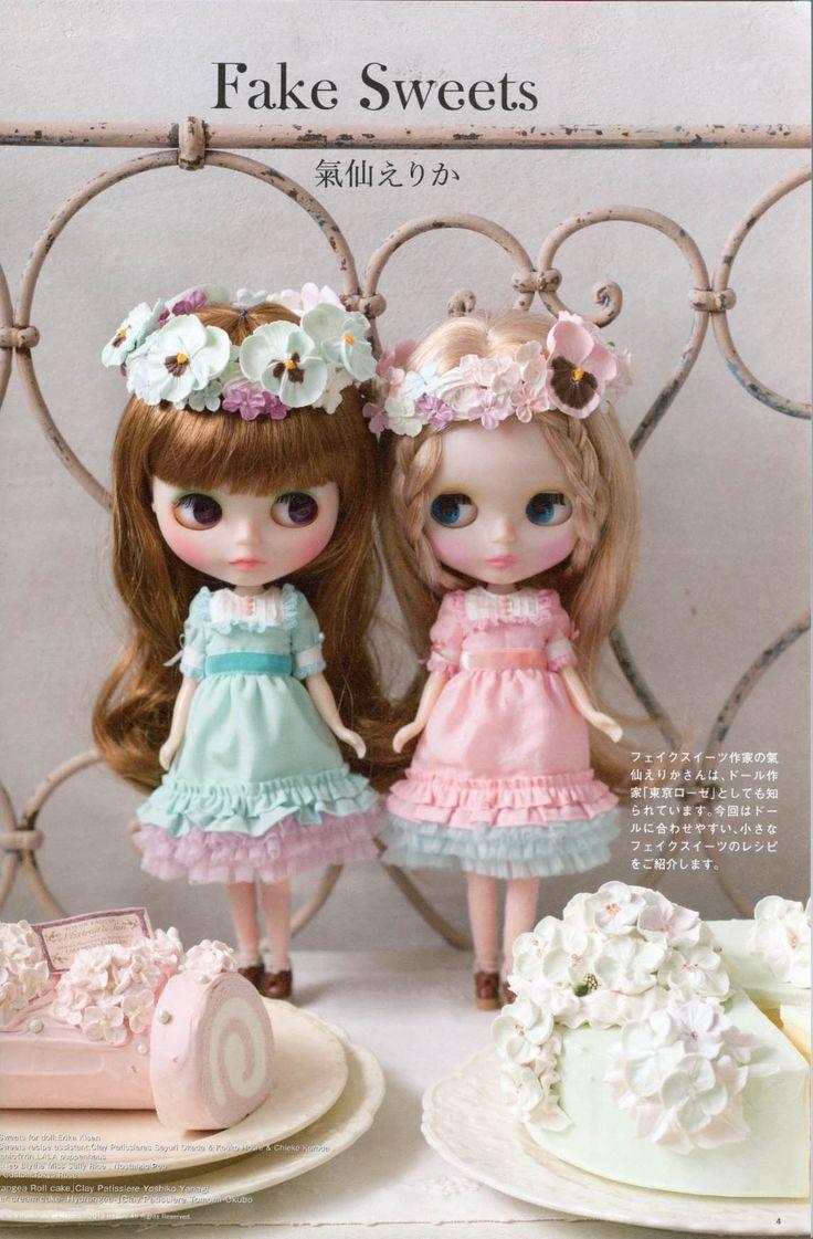 右边的仙女气 Dollybird vol 18 « Blythe Doll Press