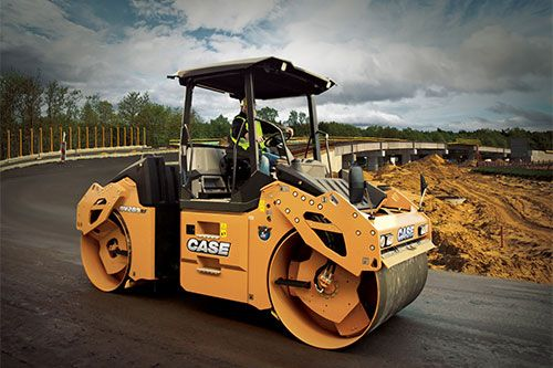 #CASE Giveaway at NPE 2015   Rock & Dirt Blog Construction Equipment News & Information #Pavers #NPE #RockandDirt