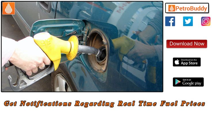 Petrol prices are being revised everyday. Check updated #Petrol price with #Petrobuddy #fuelprices