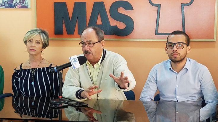 MAS: Maduro actúa con desfachatez en campaña electoral anticipada -  El secretario general del Movimiento al Socialismo MAS, Felipe Mujica rechazó las declaraciones que el Presidente de la República, Nicolás Maduro ha venido realizando como mecanismo de presión sobre la fecha para las elecciones presidenciales y al declararse abiertamente en campaña electoral ant... - https://notiespartano.com/2018/02/06/mas-maduro-actua-desfachatez-campana-electoral-anticipada/
