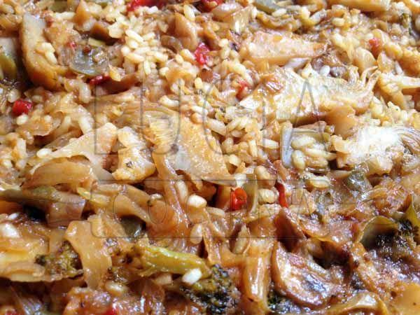 Arroz de verduras LUCIAcocina http://luciacocinabogota.blogspot.com/