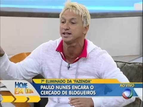 PERDEU? Então confira a participação de Paulo Nunes no Hoje em Dia http://newsevoce.com.br/afazenda/?p=2341