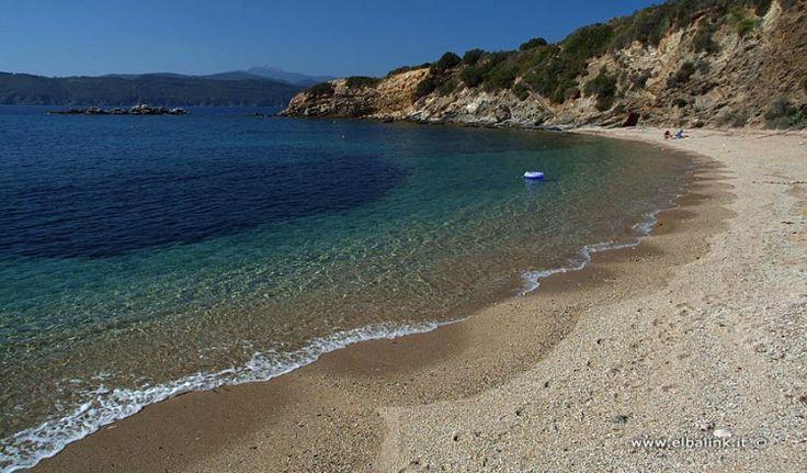 La spiaggia di Barabarca(Capoliveri)