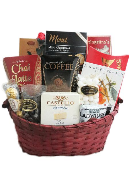Gourmet gift for Valentine's Day!