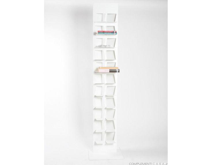 Libreria Buzz colore bianco #miniforms