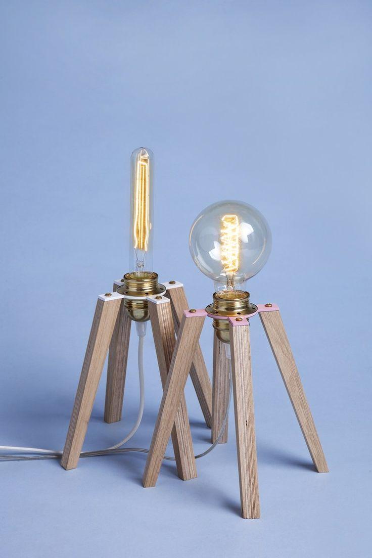Table lamp / floor lamp ZIK - Haim Evgi Design Studio