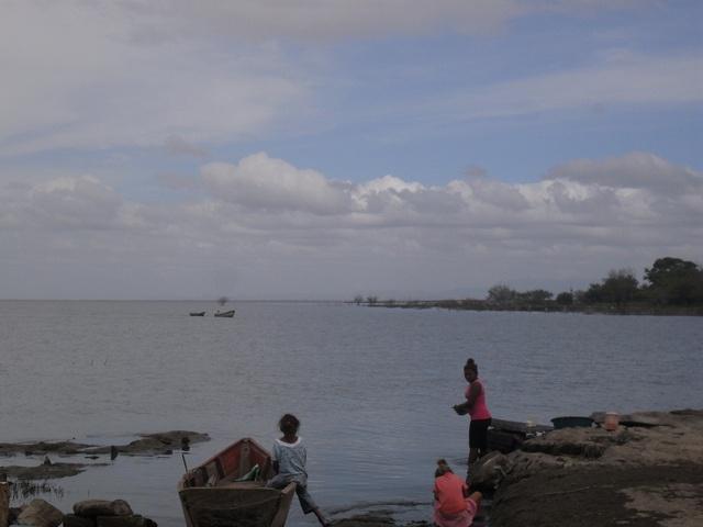 pellis (27), via Flickr.Bocana Del Rio Tipitapa En el Lago Xolotla, Nicaragua.