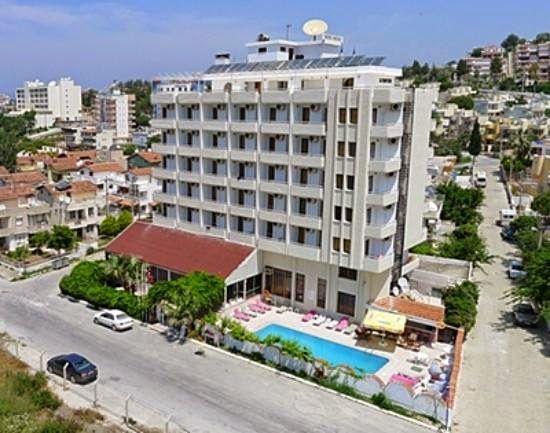 Am Vizitat: Hotel Minay Kusadasi Turcia