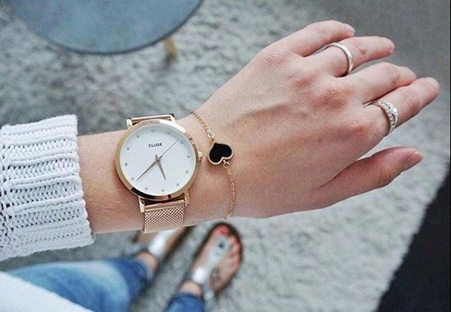 Heart of Gold Bracelet #fashion #style #heartcharm #rosegold #delicate #bracelets - 19,90  @happinessboutique.com