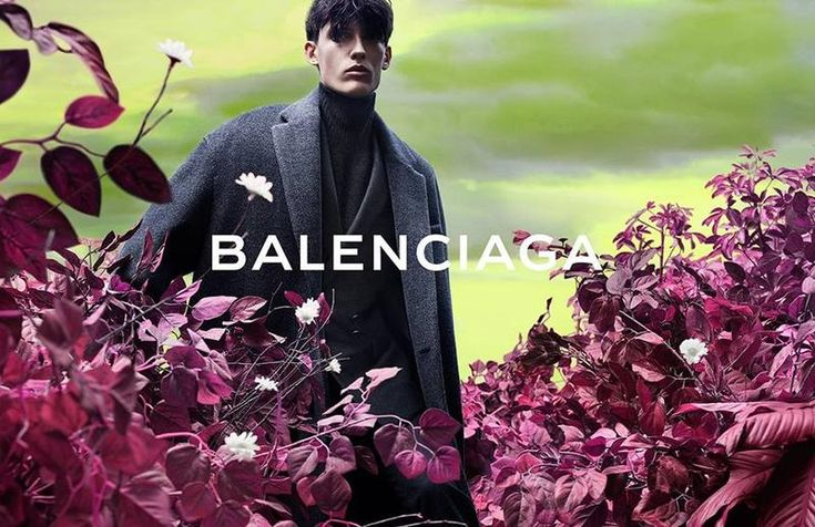 Balenciaga F/W 14 Men's Campaign (Balenciaga)