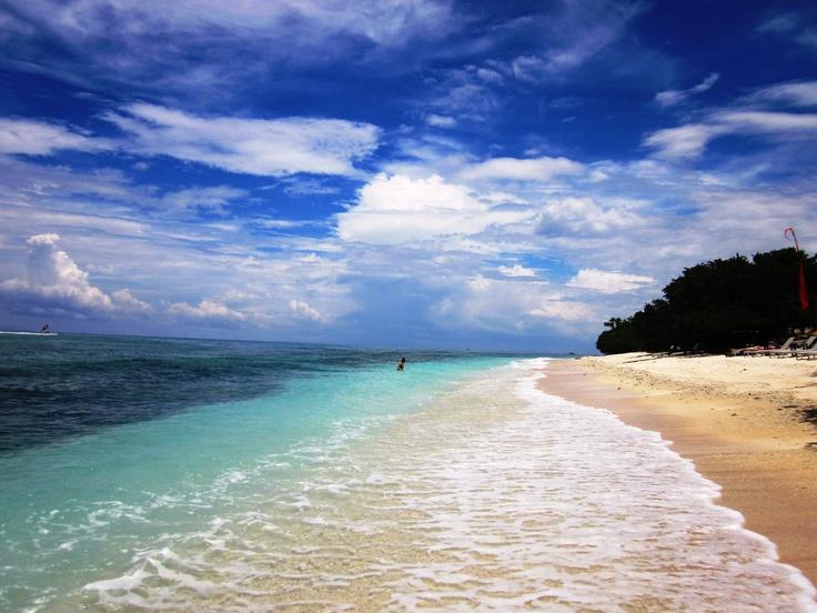 South Beach Gili Trawangan - Lombok - INdonesia