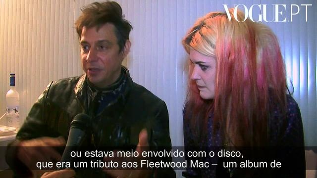 Interview: The Kills. Super funny. Jamie & Alison like you never thought they'd be.